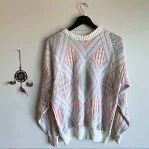 Big Cozy Knit Sweater